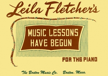 Fletcher Music Lessons Have Begun