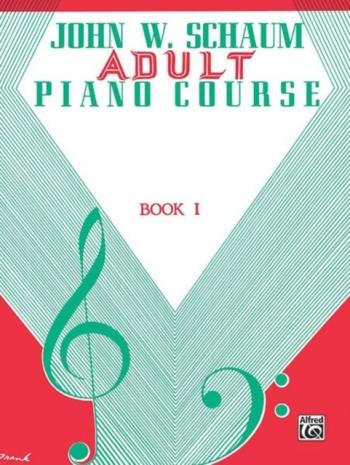 Schaum Adult Piano Course 1