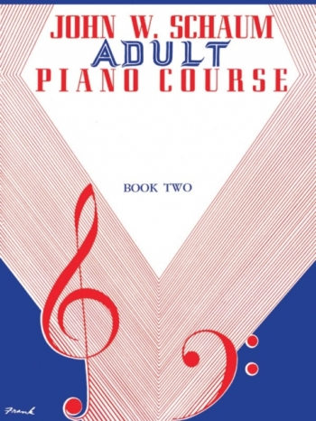 Schaum Adult Piano Course 2
