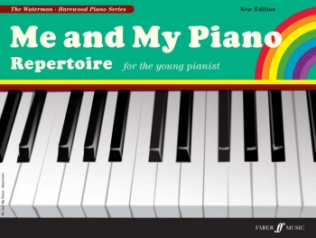 Me And My Piano Repertoire: New Edition