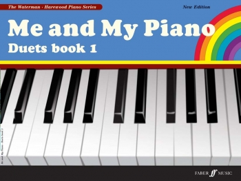 Me And My Piano Duets: Book 1