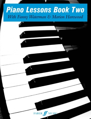 Piano Lessons Book 2: Piano: Tutor  (waterman) (Faber)