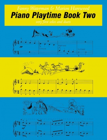 Piano Playtime: Book 2