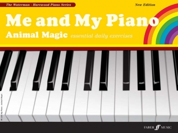 Me And My Piano Animal Magic (Waterman & Harewood)