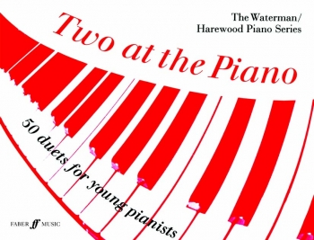 Two At The Piano: Piano Duet (Waterman)
