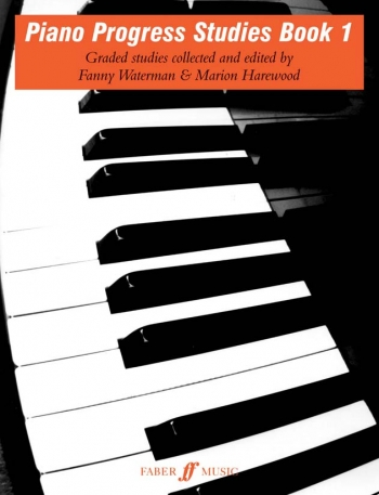 Piano Progress Studies: Book 1