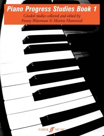 Piano Progress Studies: Book 1