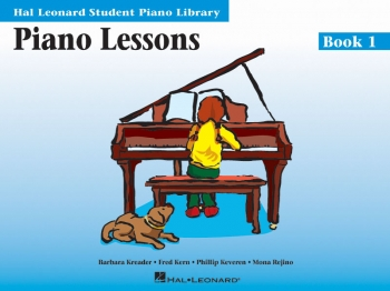 Hal Leonard Student Piano Library: Book 1: Piano Lessons