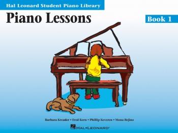 Hal Leonard Student Piano Library: Book 1: Piano Lessons