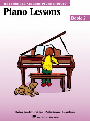 Hal Leonard Student Piano Library: Book 2: Piano Lessons