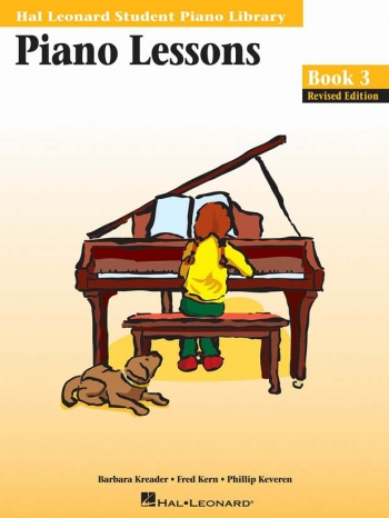 Hal Leonard Student Piano Library: Book 3: Piano Lesson