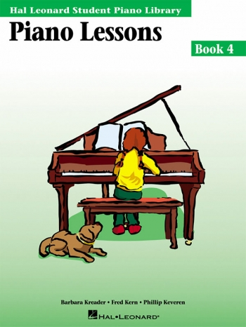 Hal Leonard Student Piano Library: Book 4: Piano Lesson