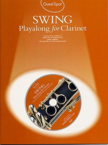 Guest Spot: Swing: Clarinet: Book & CD