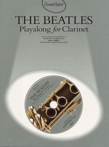 Guest Spot: Beatles: Clarinet: Book & CD