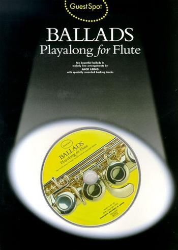 Guest Spot: Ballads: Flute: Book & CD