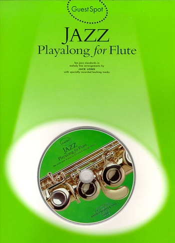 Guest Spot: Jazz: Flute: Book & CD
