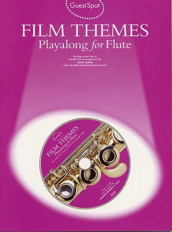 Guest Spot: Film Themes: Flute: Book & CD