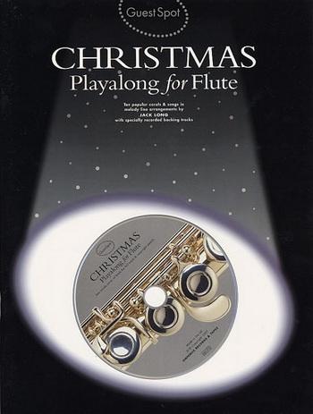 Guest Spot: Christmas: Flute: Book & CD