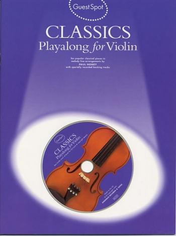 Guest Spot: Classics: Violin