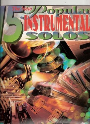 New 15 Popular Instrumental Solos: Clarinet: Book & CD