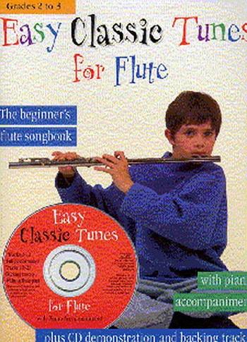 Easy Classic Tunes: Flute Book& CD