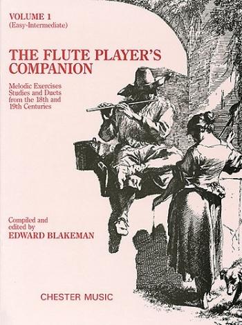Flute Players Companion: Book 1 (Blakeman)