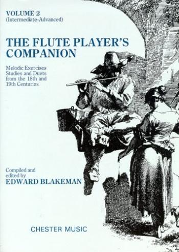 Flute Players Companion: Book 2 (Blakeman)