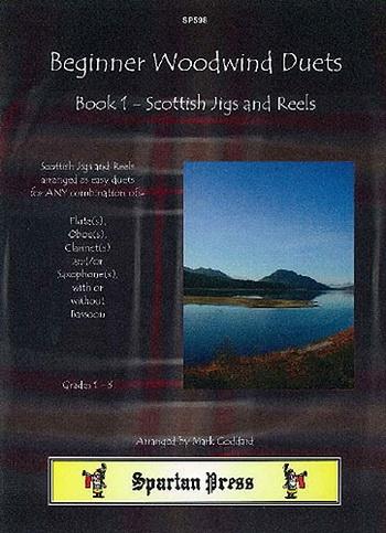 Beginner Woodwind Duets: 1: Scottish Jigs And Reels