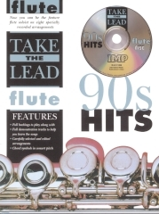 Take The Lead: 90s Hits: Flute: Book & CD