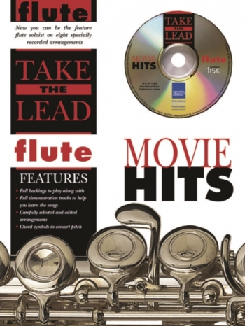 Take The Lead: Movie Hits: Flute: Book & CD
