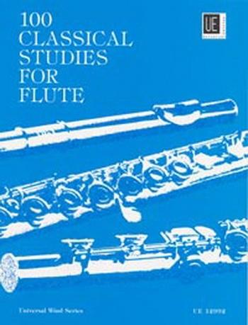 100 Classical Studies For Flute (Vester)
