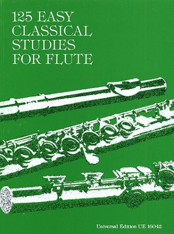 125 Easy Classical Studies: Flute (Vester)