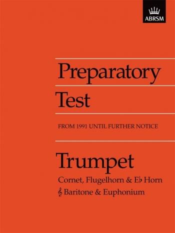ABRSM Prep Test For Trumpet