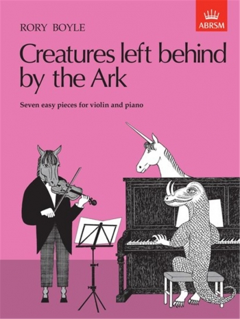 Creatures Left Behind By The Ark: Violin