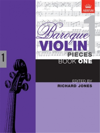 Baroque Violin Pieces: Book 1 (ABRSM)