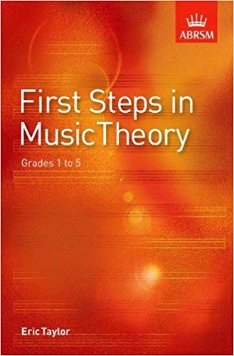 ABRSM First Steps In Music Theory: Text Book