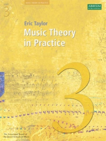 ABRSM Music Theory In Practice: Grade 3: Theory Workbook