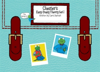 Chesters: Set 1: Easy Peasy Theory