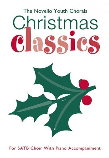 Christmas Carols: Vocal: Satb: Novello Youth Chorals