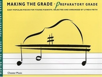 Making The Grade Preparatory: Piano