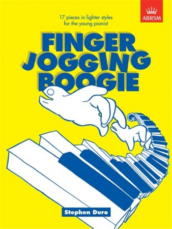 Finger Jogging Boogie: Easy Piano