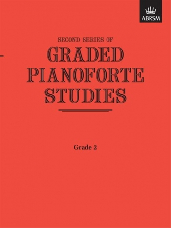 Graded Pianoforte Studies: 2nd Series: Book 2 (ABRSM)