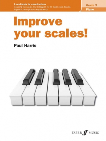 Improve Your Scales: Grade 4: Piano: New Edition