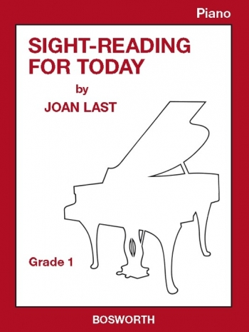 Sight Reading For Today: Book 1: Piano (Joan Last)