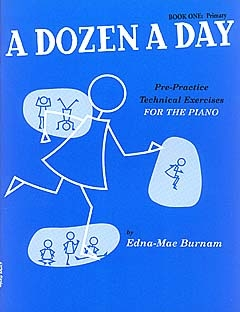 A Dozen A Day Book 1 Primary: Piano Studies