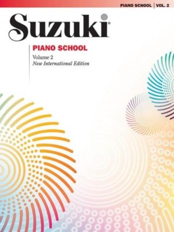 Suzuki Piano School Vol.2 Piano