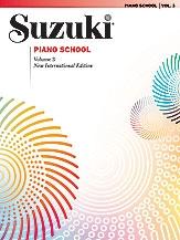 Suzuki Piano School Vol.3 Piano (Revised)