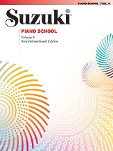 Suzuki Piano School Vol 6