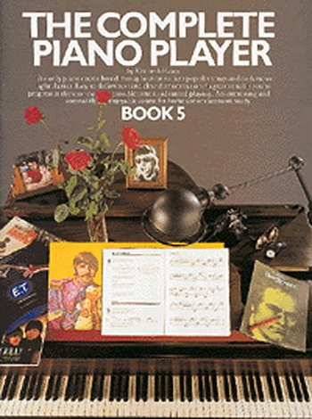 Complete Piano Player: Book 5
