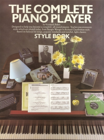 Complete Piano Player: Style Book